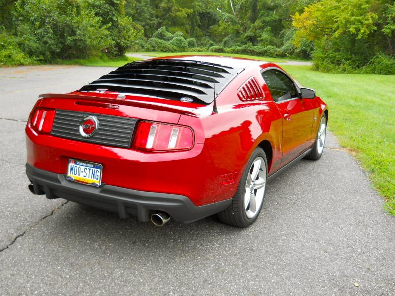 Moostang 2010 Ford Mustang Gt