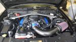 2013 Ford GT Premium Under the Hood