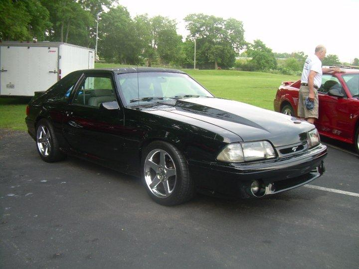 NASTY93 :: 1993 Ford Mustang GT