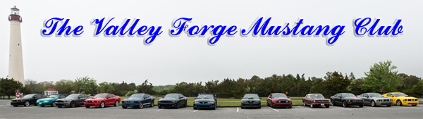 Valley Forge Mustang Club Forums